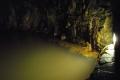 Tümpel in den Grotten