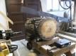 Sägewek beim Instrumentenmuseum in Markneukirchen