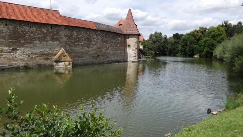 Stadtmauer Weissenburg