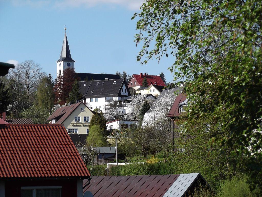 Ansicht Fichtelberg
